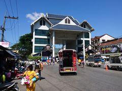 陸路国境超えでメーサイからミヤンマー・タチレクへ タイ出国編