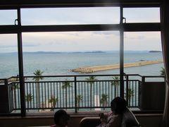 三姉妹とプチ旅行:淡路島 ホテルニューアワジ