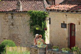 南仏の美しい村とラヴェンダー畑を巡る旅(2)『フランスの最も美しい村』サン・シル・ラポピー☆St-Cirq Lapopie