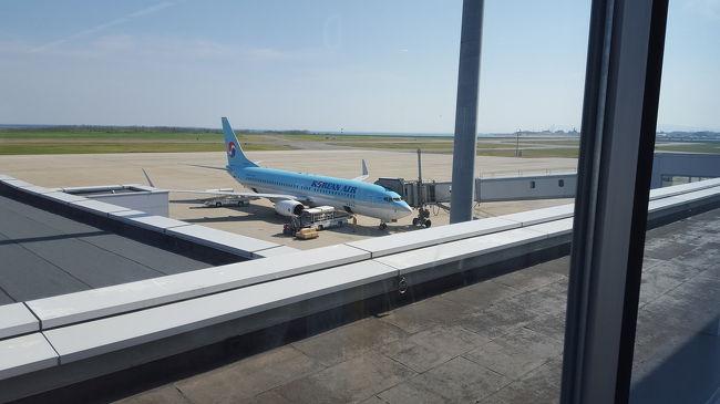 新潟⇔仁川<br /><br />チケットは大韓航空の公式サイトより購入。往復で33000円くらいでした。<br /><br />ネットでなんとなく見ていた板門店。何度か見ているうちにど~しても自分の目で見たくなってしまい…人生初の海外一人旅に至りました。<br />わりと出不精で旅行や海外になんか全く興味がなかった自分が、いろんな場所に行きたい!と目覚めてしまった旅であります…。<br />人生何があるかわからないもんです…。
