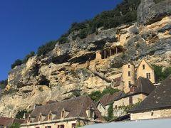 ドルドーニュ河畔の村の閑散~La Roque Gageac(ラ ロック ガジャック)