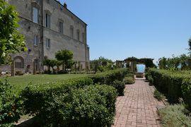美しき南イタリア旅行♪ Vol.531(第19日)☆美しきヴァスト宮殿「Palazzo D'Avalos」の庭園♪