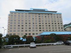 花巻温泉・ホテル千秋閣に宿泊して温泉を楽しみました
