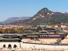 おじさん3人でソウルを歩く!~②南大門市場・貞洞・西大門・サムゲタン・光化門。