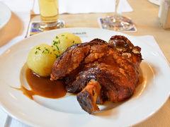 ドイツ国鉄DBでフランクフルト→ミュンヘンへ、飯はうまいし人も感動レベルで優しかった!!