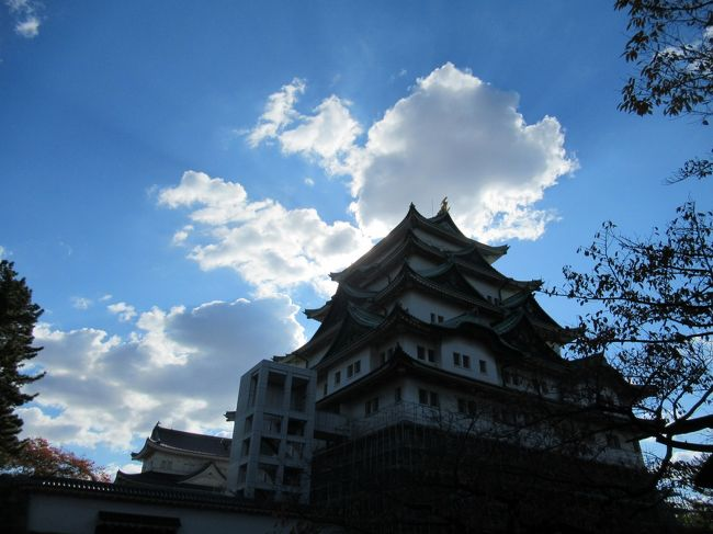 名古屋観光 2018年11月。