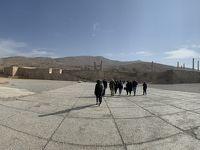 2018年ACLファイナルとイランの旅【6】イラン3日目★11月8日(木)★ペルセポリス観光〜イスファハンへ移動