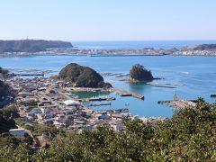 熊野古道・・大辺路の橋杭岩と潮岬、紀伊大島を訪ねます。