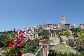 美しき南イタリア旅行♪ Vol.534(第19日)☆美しきヴァスト宮殿の庭園 初夏の花が咲き乱れる♪
