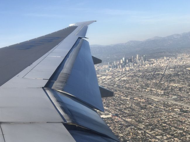 ①ラ・ラ・ランド聖地巡礼とハロウィンを楽しむロサンゼルス-1日目-出発とグリフィス天文台