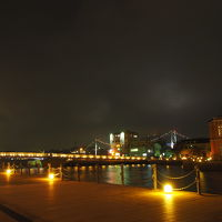 福岡〜山口〜広島を巡る4泊5日の旅【一日目!門司港の夜】