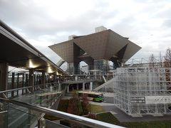 東京ビッグサイト付近の風景