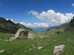 ピレネー山脈のハイキング⑦ ~スペイン・アランの谷~