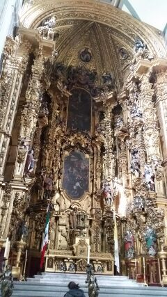 メキシコが誇る7つの世界遺産と感動の地巡り 1日目 メキシコシティ