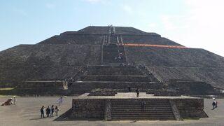メキシコが誇る7つの世界遺産と感動の地巡り 3日目 テオティワカン・メリダ