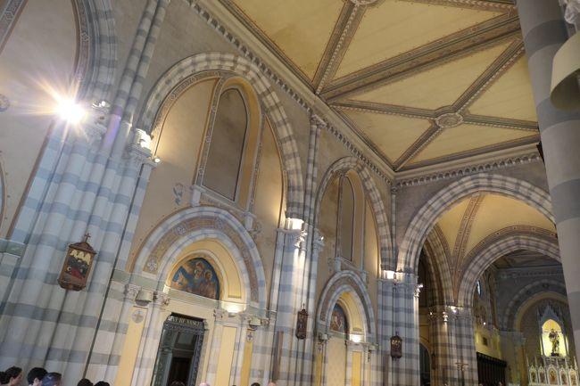 美しき南イタリア旅行♪ Vol.536(第19日)☆美しきヴァスト旧市街 ヴァスト大聖堂♪
