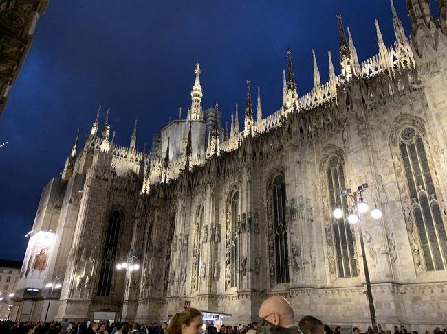 イタリアは3度目、個人手配では2回目になります<br />個人手配でイタリア旅行を考えている方の参考になればと思います<br /><br />ミラノに入り、鉄道で、フィレンツェ へ<br />途中ピサに行き、帰りはフィレンツェ から電車でローマフィウミチーノ空港に向かいました<br /><br />