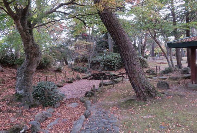 出羽と越後の国の名城巡り、久保田城の紹介です。