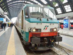 夜行列車ナイトジェットでミュンヘンからミラノへ移動!!!!!