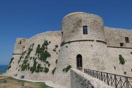 美しき南イタリア旅行♪ Vol.545(第19日)☆美しきオルトーナ城 青いアドリア海♪