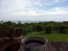 目指せANAプラチナ!青い翼で行く沖縄の色んなもの出会い旅 その2 石垣島の海カフェでティータイム! & 沖縄古風の雰囲気漂う竹富島へ