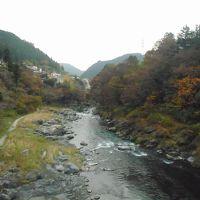 2018年 晩秋の朝の御岳渓谷
