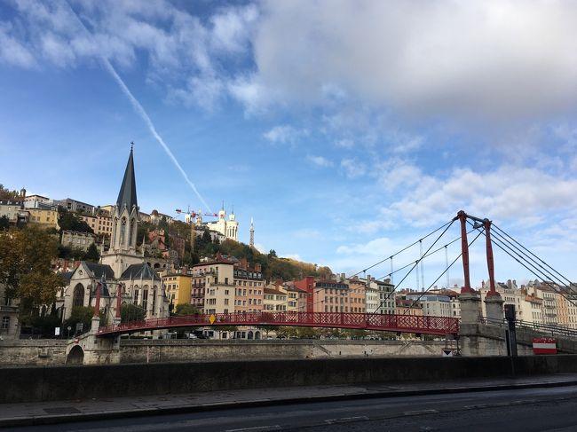 パリから美食の街リヨンへ、一泊二日の旅