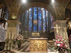 2018GW ドイツ34:アーヘン 世界遺産第一号の大聖堂と豚の生肉料理メット