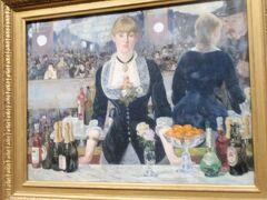 美術館巡り:コートールド美術印象派展 IN LONDON NAtional gallery+日本展覧会