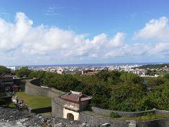 初めての沖縄旅行は11月、レンタカーなしの一人旅 その1