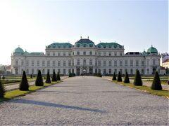 個人で行く、秋の中欧周遊旅行 4.ウィーン