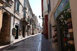 美しき南イタリア旅行♪ Vol.547(第19日)☆美しき村チッタ・サンタンジェロ:Corso Vittorio Emanuele♪