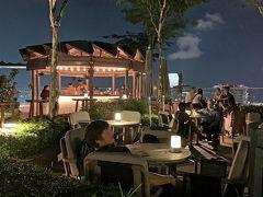 2018年11月【No.1】シンガポール4泊5日のひとり旅☆1日目~アンダーズシンガポール&ルーフトップバー「Mr. Stork」