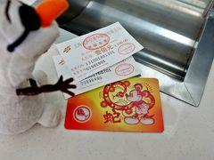 【ハロウィンを楽しむ上海ディズニー③】電車でGO!はじめての上海リニア&メトロに乗ってみた!