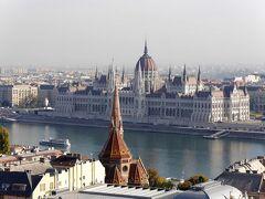 個人で行く、秋の中欧周遊旅行 8.ブダペスト(2)、 帰国