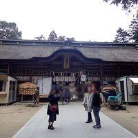 冬の東北(4)国宝・大崎八幡宮
