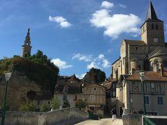 作家になる町の閑散中~Montmorillon(Cité de l'écrit)