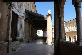 美しき南イタリア旅行♪ Vol.550(第19日)☆イタリア美しき村チッタ・サンタンジェロ:Chiesa di Sant'Agostino♪
