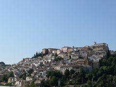 美しき南イタリア旅行♪ Vol.551(第19日)☆Loreto Aprutino:ロレート・アプルティーノ素晴らしい遠景♪