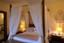 美しき南イタリア旅行♪ Vol.552(第19日)☆ロレート・アプルティーノ古城ホテルCastello Chiola:スイートルーム♪