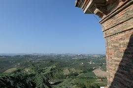 美しき南イタリア旅行♪ Vol.553(第19日)☆古城ホテルCastello Chiola:スイートルームから素晴らしいパノラマ♪