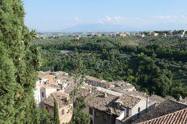 美しき南イタリア旅行♪ Vol.555(第19日)☆古城ホテルCastello Chiola:景観と周囲のパノラマ♪