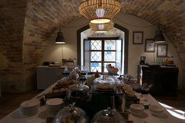 美しき南イタリア旅行♪ Vol.563(第20日)☆ロレート・アプルティーノ古城ホテル「Castello Chiola」朝食♪