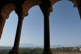 美しき南イタリア旅行♪ Vol.566(第20日)☆美しきロレート・アプルティーノ旧市街の大聖堂から朝の風景♪