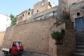 美しき南イタリア旅行♪ Vol.568(第20日)☆美しきロレート・アプルティーノ旧市街 中世時代のかけらを探して♪