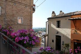 美しき南イタリア旅行♪ Vol.569(第20日)☆美しきロレート・アプルティーノ旧市街 さまよい歩く♪