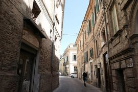 美しき南イタリア旅行♪ Vol.573(第20日)☆美しきペンネ旧市街:Corso Emilio Alessandrini♪