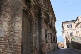 美しき南イタリア旅行♪ Vol.576(第20日)☆美しきペンネ旧市街:Via Muzio Pansa♪