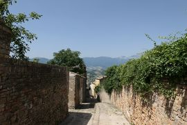 美しき南イタリア旅行♪ Vol.577(第20日)☆美しきペンネ旧市街:Salita Civitavecchia♪