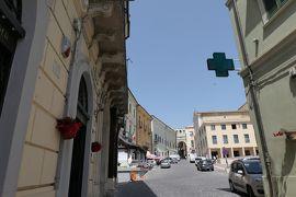 美しき南イタリア旅行♪ Vol.581(第20日)☆美しきペンネ旧市街:Piazza Luca da Penne♪